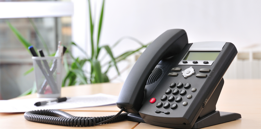 Parler au telephone